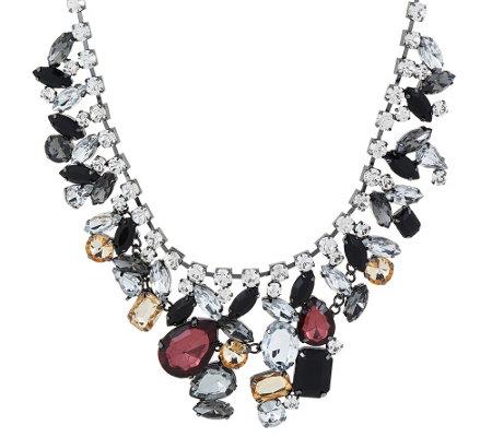 susan graver statement necklace j326983 qvc