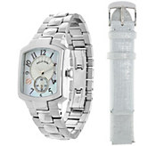 Philip Stein Womens Steel Bracelet Strap Small Classic Watch - J334883