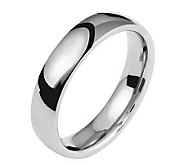 Titanium 5mm Polished Ring - J109984