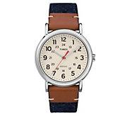Timex Ladies Weekender Multicolor Strap AnalogWatch - J380584