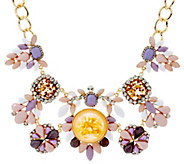 Susan Graver Multi-Colored Statement Necklace - J328985