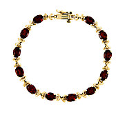 7 Choice of Gemstone X Tennis Bracelet, 14K Gold - J336785