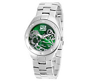 Marvel Mens Hulk Stainless Steel Watch - J315586