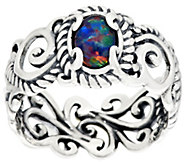 As Is Carolyn Pollack Signature  Band Ring - J356287