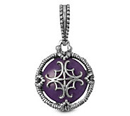 Carolyn Pollack Twilight Collection Charm - J110188