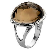 Or Paz Sterling Round Gemstone Ring - J311988