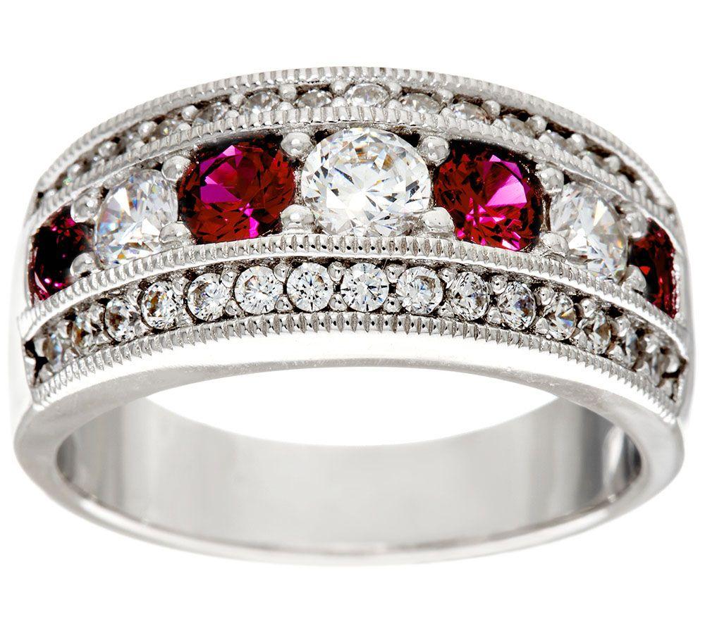 Qvc Com Gemstone Rings