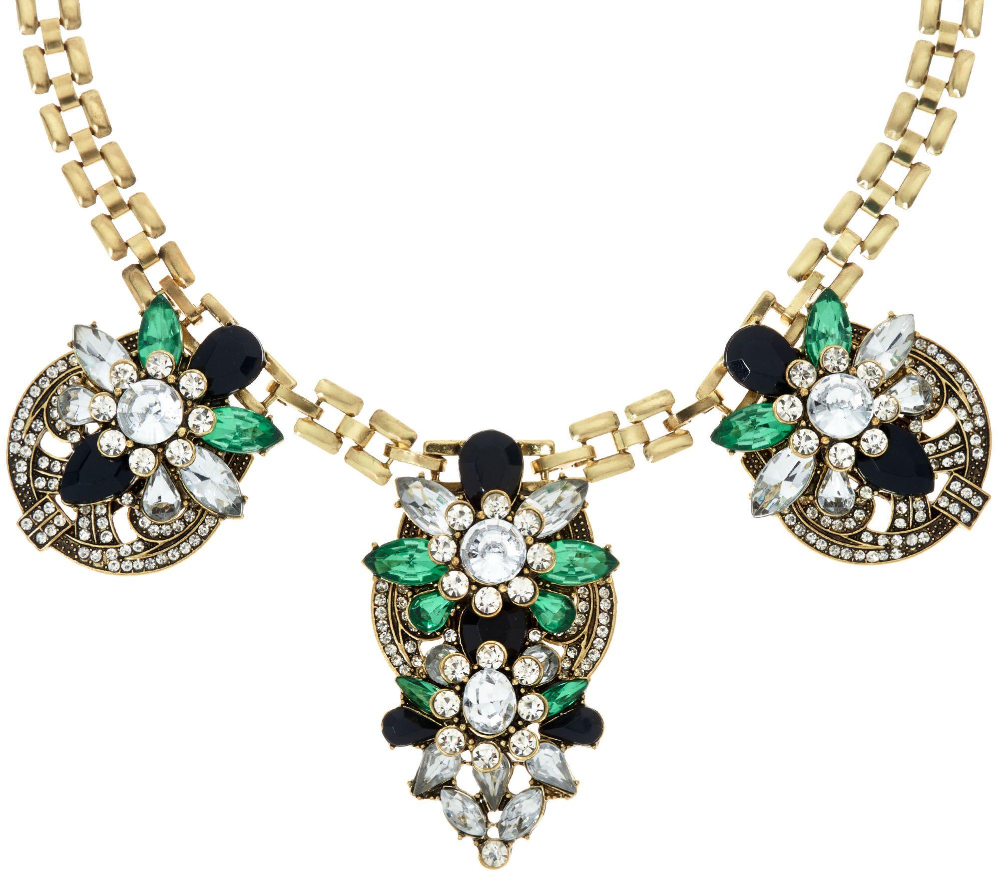 susan graver statement necklace page 1 qvc