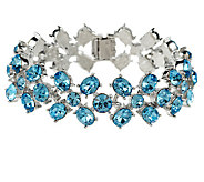 As Is Isaac Mizrahi Live! Bloom Bracelet - J324790