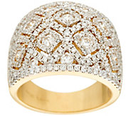 Estate Style Diamond Ring, 14K Gold, 1.90 cttw by Affinity - J328290