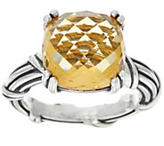 Peter Thomas Roth Sterling Fantasies 6.20 ct Citrine Ring - J329190