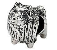 Prerogatives Sterling Pomeranian Bead - J299491