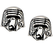 Star Wars Stainless Kylo Ren 3D Earrings - J342691
