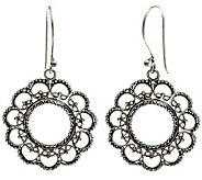Novica Artisan Crafted Sterling Summer Blossom Earrings - J307492