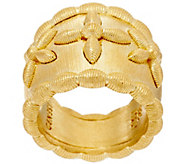 Genesi 18K Clad Graduated Band Ring - J330192