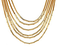 Joan Rivers Layers of Luxury 19 Necklace w/ 3 Extender - J296993