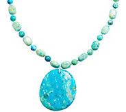 Lola Rose Aubree Gemstone Adjustable Necklace - J335393