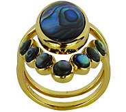 Jules Smith 2-Piece Eclipse Ring - J375993