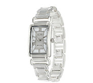Ecclissi Sterling Silver Status Watch - J280294