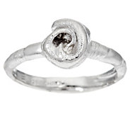 As Is Mary Esses Petite Sterling Knot Ring - J330894
