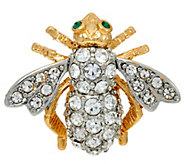 As Is Joan Rivers Joans Original Bee Pin - J335194