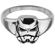 Star Wars Stainless Stormtrooper 3D Ring - J342795