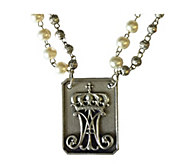 My Saint My Hero Garment of Grace Necklace - J343995