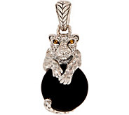 JAI Sterling Silver Leo Gemstone Enhancer - J352995