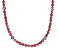 Carolyn Pollack Signature Bead & Gemstone Necklace