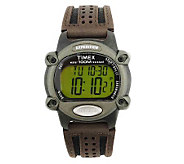 Timex Expedition Outdoor Athletics Watch with Leather Strap - J102897