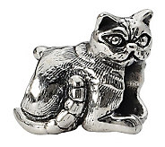 Prerogatives Sterling Exotic Shorthair Cat Bead - J299497