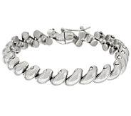 Stainless Steel San Marco Line Bracelet - J293398