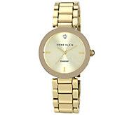 Anne Klein Womens Dress Bracelet Watch - J316298