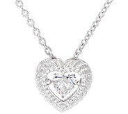 Judith Ripka Sterling Diamonique Twinkle Necklace - J327898