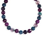 Lola Rose Daphne Gemstone Adjustable Necklace - J349398