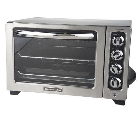 Countertop Oven Fits 9x13 Pan : KitchenAid 12