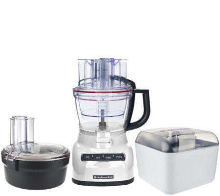 Kitchenaid 13 Cup Exact Slice Food Processor With Dicing