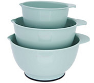KitchenAid Set of 3 Non-Slip Mixing Bowls - K46300