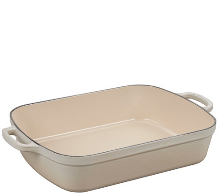 Le Creuset Signature 5-1/4-Quart Cast Iron Roaster