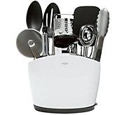 OXO Good Grips 10-Piece Everyday Kitchen Tool Set - K305001