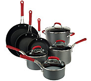 Farberware Millennium 11-Piece Hard Anodized Cookware Set - K42201