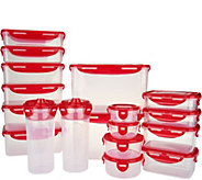 Lock & Lock 18-piece Storage Set - K45401