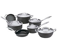Cuisinart Green Gourmet Nonstick 12-Piece Cookware Set - K298102