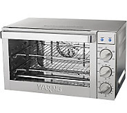 Waring 1.5 Cu. Ft. Convection Oven with Rotisserie Function - K301803