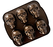 Nordic Ware Haunted Skull Cakelet Pan - K305703