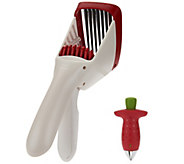 ChefN Strawberry StemGem & Slicer Prep Set - K43403