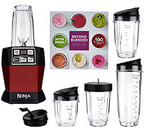 Nutri Ninja Auto iQ 1100W Personal Blender with Smooth Boost - K43603