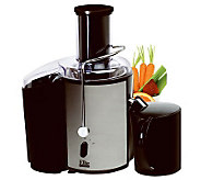 Elite Platinum 2-Speed Stainless Steel Juice Extractor - K302104