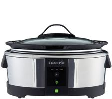 Crock-Pot 6-qt Smart Slow Cooker with WeMo