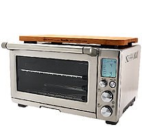 Breville Stainless Steel 1800W XL Smart Oven w/Cutting Board - K41704